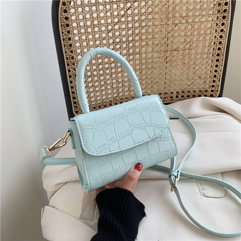 Women Tote Bags Small Vintage Shoulder Bag Luxury Handbags Women Bags Leather Messenger Pack Female Hand Purse