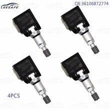 4PCS 36106872774ความดันยาง TPMS สำหรับ BMW G30 G31 G38 F90 M5 G32 G11 G12 G01 G02 g05ยางเซนเซอร์ความดัน
