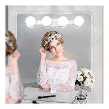 bedroom decor vanity decoration espejos de pared mirror light maquillaje luces led tocadores para desk makyaj hollywood mirror