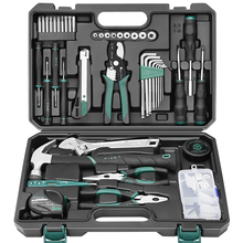 Electrician Set Tools Box Professional Storage Hard Tool Box with Tools Carry Portable Caisse A Outils Household Items EK50TB