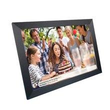 10 Inch HD Digital Photo Frame 1024x600 HD Ultra-Thin LED Electronic Photo Album LCD Photo Frame