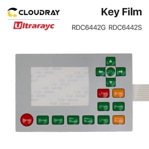 Image 4 - Ruida Membraan Schakelaar voor RDLC320 A RDC6332G RDC6332M RDC6442S RDC6442G Sleutel Film