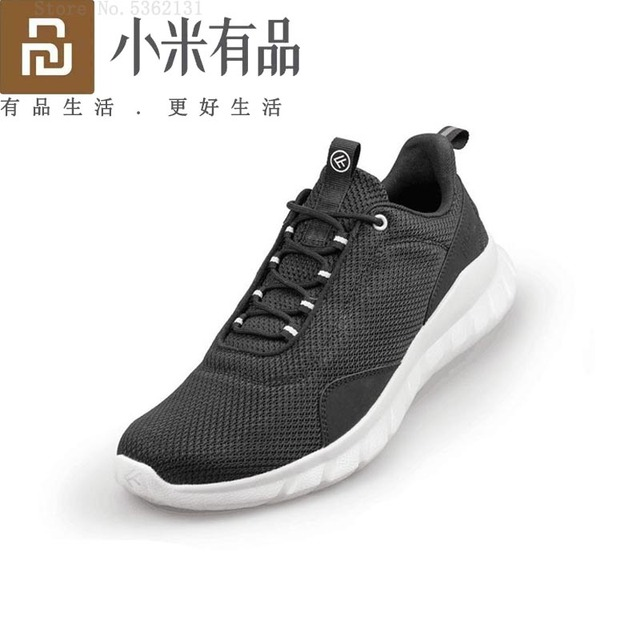 Youpin FREETIE Sports Shoes Lightweight Ventilate Elastic Knitting Shoes Breathable Refreshing City Running Sneaker For Man Hot