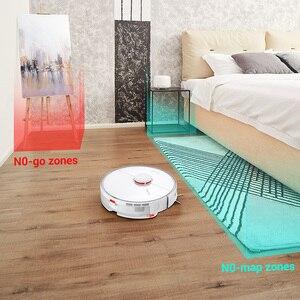 Image 3 - Roborock s5max ロボット掃除機グローバルスマート計画ルート app 制御ワイヤレス/コードレス家庭用自動スイープとモップ