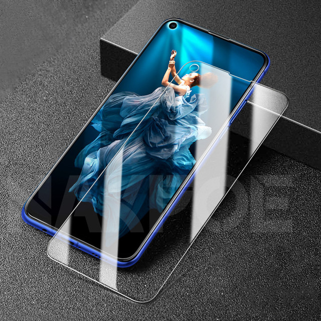 9H Protective Glass For Huawei Honor 20 10 9 8 Lite Tempered Screen Protector Glass Honor 30 30S V30 V20 V10 V9 Play Glass Film 4