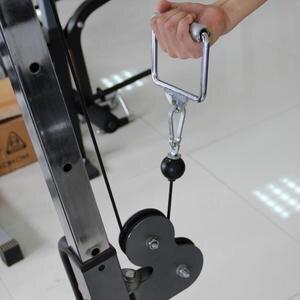 Аксессуар для трицепса с D-образной ручкой для подъема веса W8R6