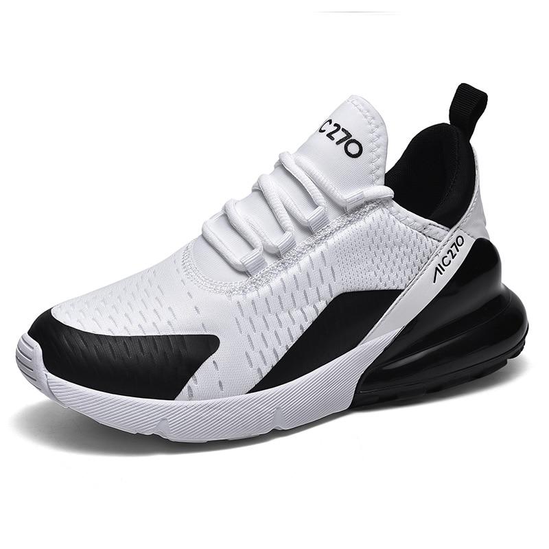 QUAOAR Shoes Men Sneakers Flat Male Casual Shoes Comfortable Running Men Footwear Breathable Mesh Sports Tzapatos De Hombre 16