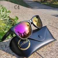 Hommes lunettes De soleil femmes 2019 lunette De sport marque concepteur conduite Oculos De Sol revêtement imperméable