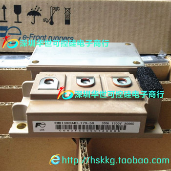 Japan power module 2MBI300U4H-170-50 2MBI400U4H-170-50--HSKK