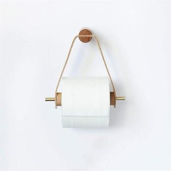 Wieszak na ręczniki wieszak na ręczniki wieszak na przybory kreatywne drewniane pudełko na chusteczki papierowe wieszak na ręczniki zawieszka do łazienki tanie i dobre opinie CN (pochodzenie) Drewna