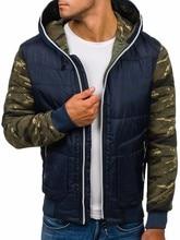 ZOGAA 2019 New Winter Jackets Parka Men Autumn Warm Outwear Brand Slim Mens Coats Casual Windbreaker Quilted