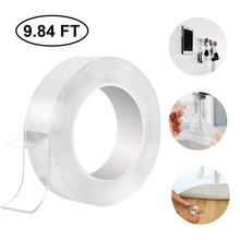 Household Multi-function Nano Tape Transparent Seamless Magic Double-sided Home Supplies