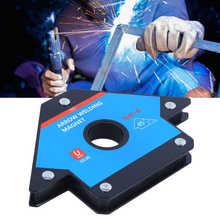Welding Magnet Weld-Positioner-Accessories Magnetic-Welding-Locator Arrow MJB1M Alloy-Steel