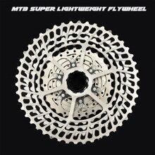 MTB จักรยาน SLR2 CASSETTE Ultralight 10 11 12 Speed 42/46/50T CNC จักรยาน Freewheel 10 S 11 S 12 S Flywheel K7 เฟือง HG ระบบ