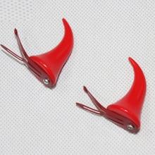 Devil Horns Costume Cosplay Cute Headwear Hair-Clips Making-Tools Halloween Christmas-Anime