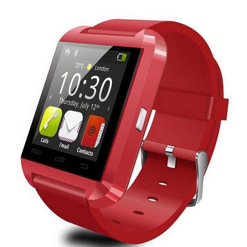 GAARA montre intelligente Bluetooth montre U8 montre-bracelet Smartwatch numérique sport montres pour IOS Android téléphone portable électronique nouveau