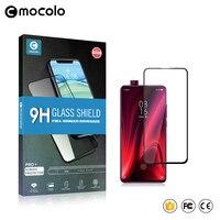 Mocolo 2.5D 9H pantalla completa de la de templado de vidrio de película para Xiaomi MI 9 SE 9T Pro Mi9 9SE Mi9t t 9tPro/64/128/256 GB mundial Protector