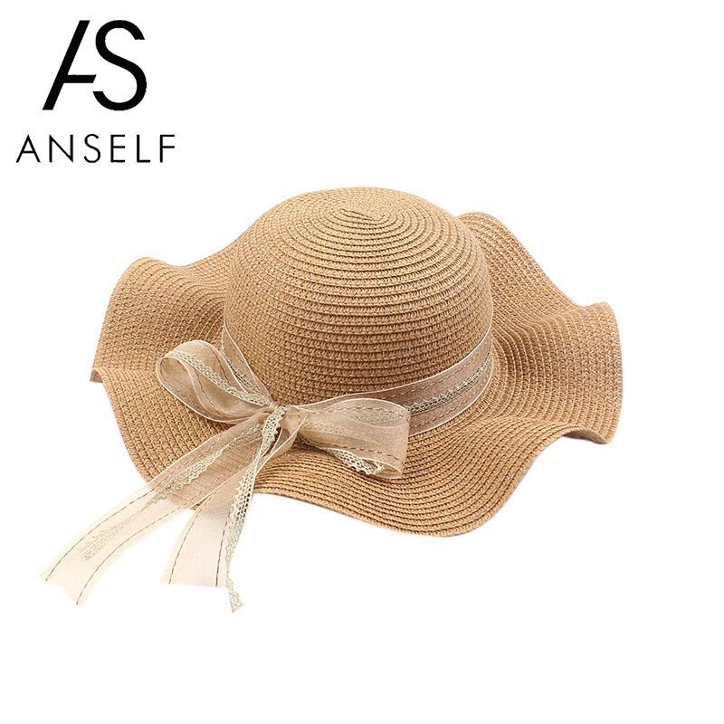 25 PCS Ladies Summer Beach Hat Wide Brim Straw Hat Holidays Wholesale Fashion