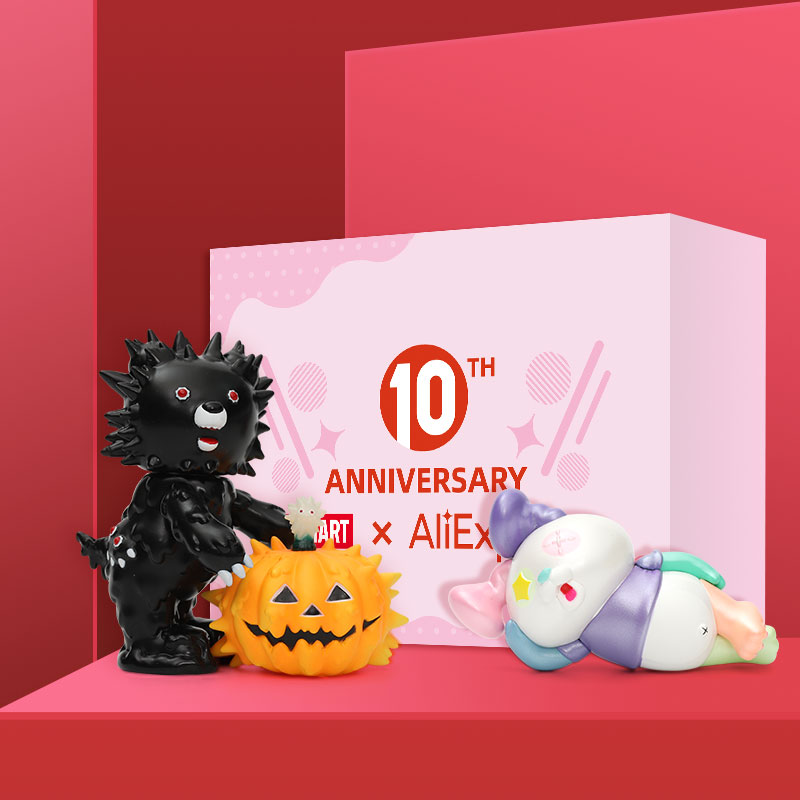 POPMART Instinc Toy Relax Blind Box Doll Binary Action Figure Birthday Gift Kid Toy Free Shipping
