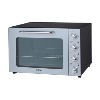 Sogo OVEN CONVECTION, RUSTIDOR AND GRILL 58L, defrost, grill guard, Toaster, natural BBQ, convection, Rotisería, 2000w eric chin problems and solutions in mathematical finance stochastic calculus