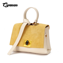 цены Luxury Handbags women bags designe 2019 Brand Women Gem Genuine Leather Shoulder Bag Messenger Bag Ladies Handbag sac main femme