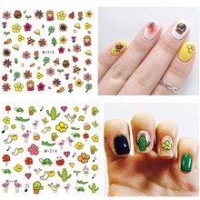 1Pcs Kawaii Bee Cute Cartoon Acrylic Powder Poly Gel Nail Polish Nail Art Decorations Crystal Manicure Set Kit Nail Accesorios(China)