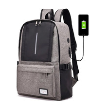 New Reflective Strip Laptop Backpack Men Multifunctional Waterproof Backpacks Male School Bag Travel Mochila Feminina