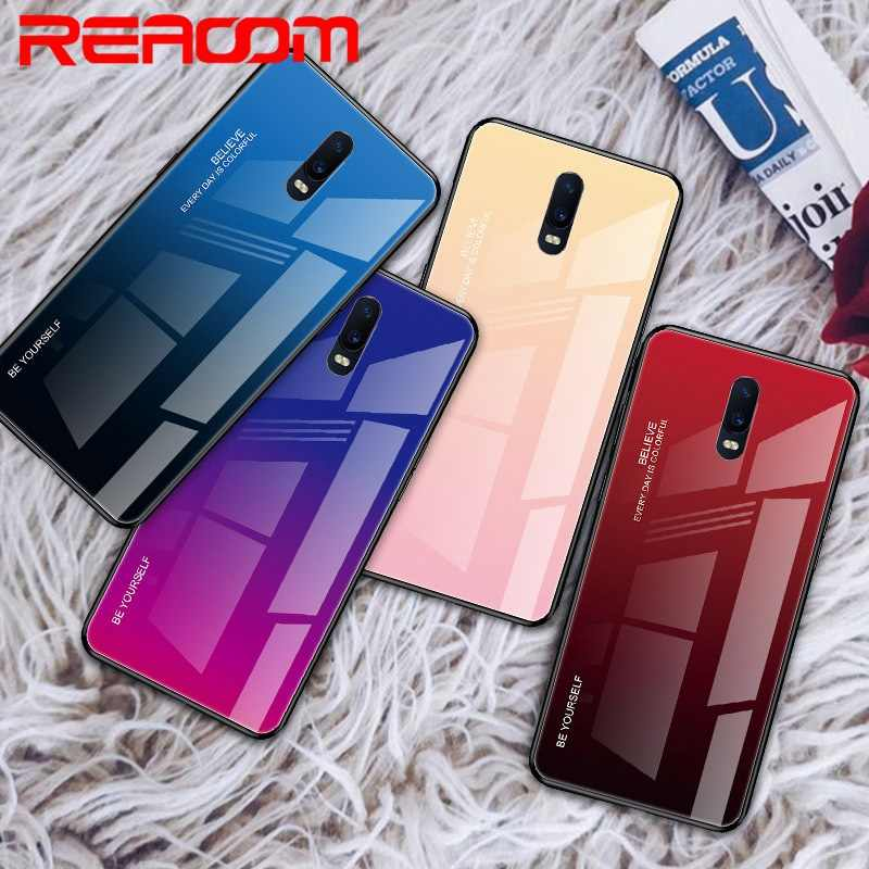 Glass Case For Oppo R17 R19 R15X F11 Pro Cover Phone Protective Case For Oppo Realme 3 Pro Find X Reno 10X Zoom Lite K3 A9 2020