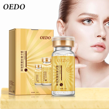 цены OEDO Snail Pure Extract Anti-Aging Snail and Gold Essence Hydrating Hyaluronic Acid Moisturizers Treatment Face Care Cream Serum