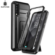 For Samsung Galaxy A50/A30s Case (2019) SUPCASE UB Pro Full Body Rugged Holster Case with Built in Screen Protector & Kickstand