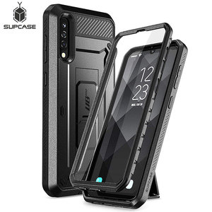For Samsung Galaxy A50 Case (2019 Release) SUPCASE UB Pro Full-Body Rugged Holster Case with Built-in Screen Protector&Kickstand(China)