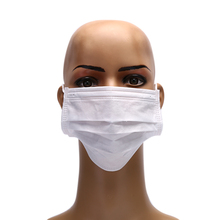 5pcs/1pc Anti-dust Safe Breathable Mouth Mask Disposable Ear loop Face Surgical Masks