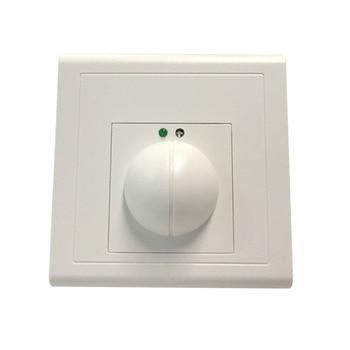 220-240V 5.8GHz HF System LED Microwave 360 Degree Radar motion Sensor Light Switch Ceiling light wall lamp Body Motion Detector фото
