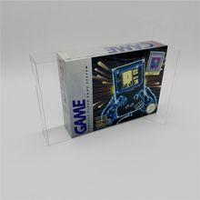 Caja de colección, caja de exhibición, protección y almacenamiento para caja rusa, bundled Gameboy GB DMG