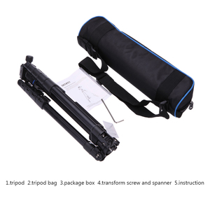 Image 5 - Benro IT25 Statief Draagbare Camera Stands Reflexed Removerble Reizen Monopod Draagtas Max Laden 6Kg