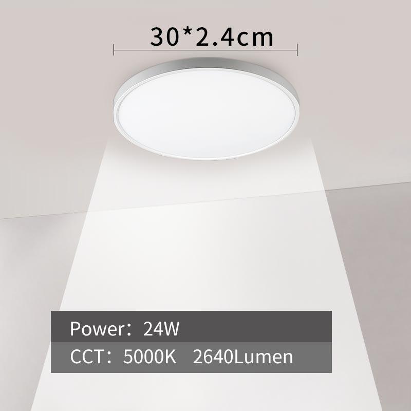 24W-5000K