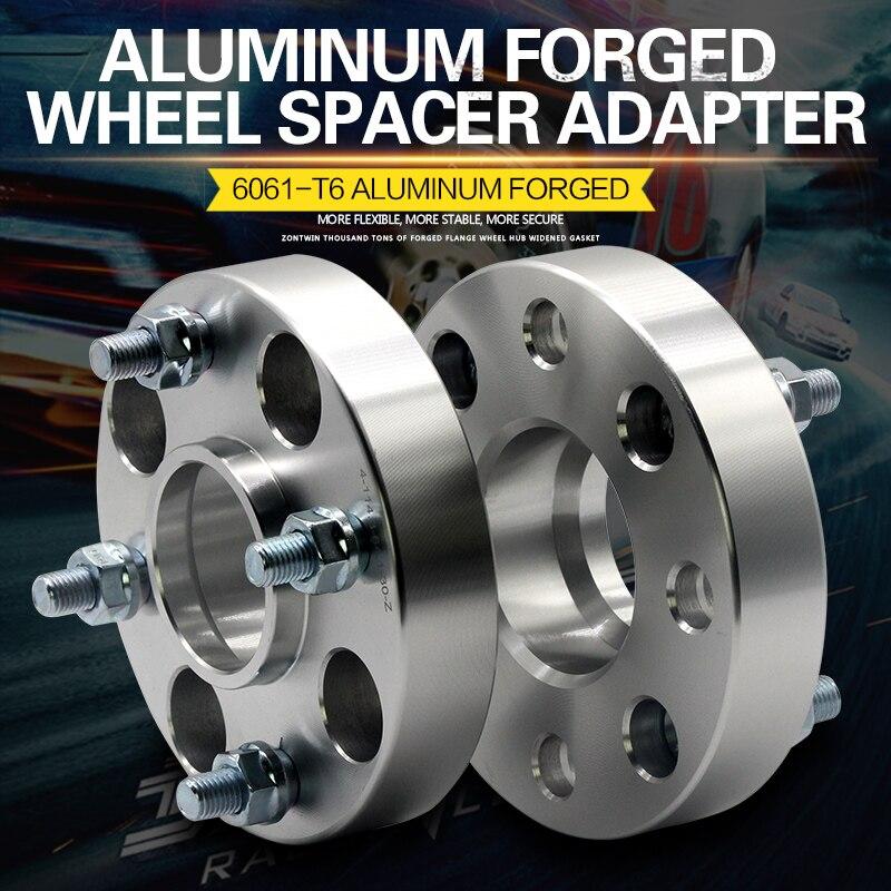 2/4Pieces 20/30/40mm PCD 4x108 CB: 63.4mm Wheel Spacer Adapter Ford Fiesta/ST Focus Ecosport/Ka/Ka+/Figo/Lkon/B-max M12XP1.5