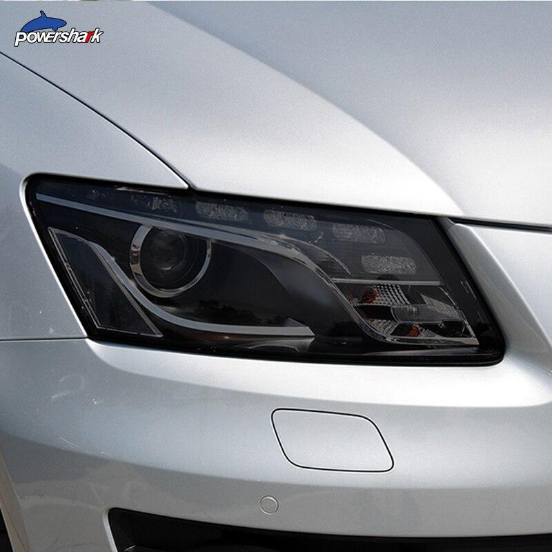 2 шт., Защитная пленка для автомобильных фар, для Audi Q5 SQ5 FY 8R 2009 2020|Наклейки на автомобиль| | АлиЭкспресс