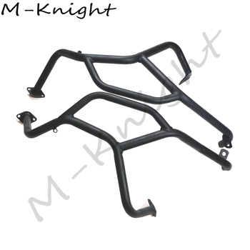 For BMW F800GS F700GS F650GS Black 2008-2017 Crash Protection Bars Engine Guard Protective Frame F 800GS 700GS 650GS New