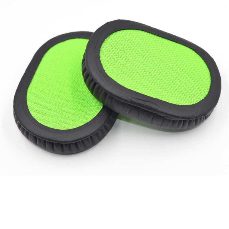 1 Pair Ear Pads Replacement For Razer BlackShark Stereo Gaming Headphones Earpads Sponge Soft Foam Cushion Earmuffs Yw in Earphone Accessories from Consumer Electronics