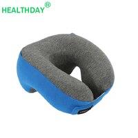 Neck Pillow Travel Lightweight Slow Rebound Memory Foam Nap Neck Rest Christmas Present Seat Office Sleeping Cushion Pillow