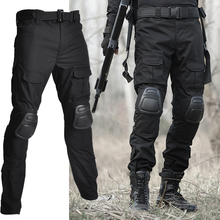 2021 Cotton Casual Camouflage Trousers High Quality  Military Cargo Tactical Pants  Men Pantalon Army Tactical Sweatpants