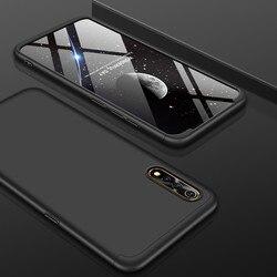 На Алиэкспресс купить стекло для смартфона vivo y7s v17 pro u3 y19 2019 case 360 degree full protection matte hard cover case for vivo s1 iqoo neo z5 z1x with glass film