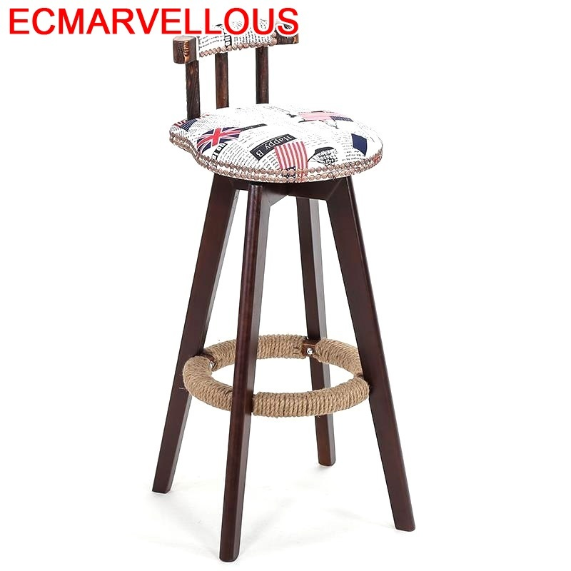 Banqueta Todos Tipos Sgabello Silla Para Barra Fauteuil Comptoir Leather Stool Modern Tabouret De Moderne Cadeira Bar Chair
