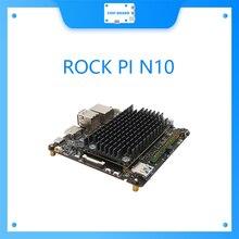 ROCK PI N10 zaprojektowany dla aplikacji i rozwiązań AI opartych na Rockchip RK3399pro