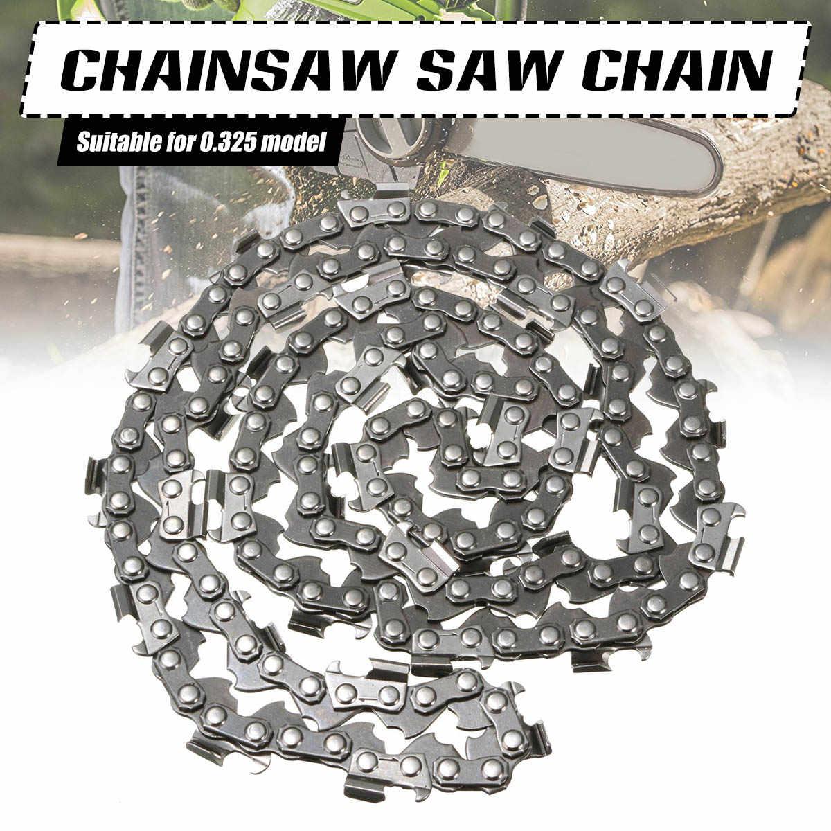 20 Inch 76 Drive Link Rantai Gergaji Mesin Mata Pisau Pemotong Kayu Gergaji Bagian Pabrik Gergaji Mesin Chain untuk Memotong Lumbering
