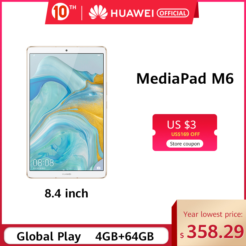 Original Huawei Mediapad M6 Turbo 8.4