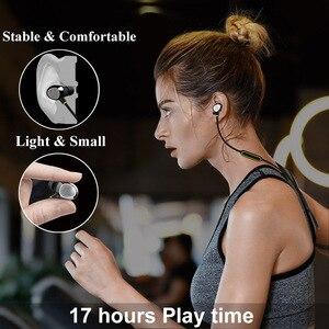 Image 3 - Mifo i8 Bluetooth V5.0 kulaklık spor su geçirmez kablosuz kulaklık 3D Stereo ses gürültü iptal kulakiçi derin bas kulaklık