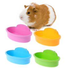 Bathing-Tools Hamster Bowl Pet-Cage Small Bird Food-Feeder Hanging-Drink Feeding Cup