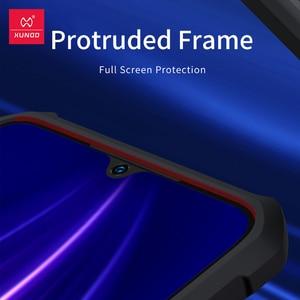 Image 4 - Darbeye dayanıklı kılıf Xiaomi Redmi için not 8T durumda Xundd hava yastığı tampon halka tutucu arka kapak şeffaf Redmi için not 8 coque